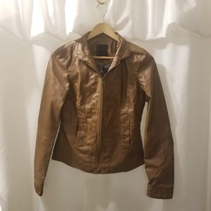 💋 Smog brown jacket size small